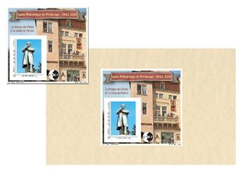 n° 81-81a-81b - Selo França CNEP