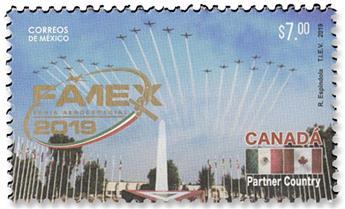 n°3148 - Timbre MEXIQUE Poste