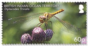 n°557/562 - Timbre OCEAN INDIEN Poste