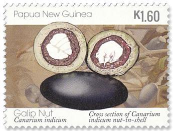 n°1801/1804 - Timbre PAPOUASIE ET NOUVELLE-GUINEE Poste
