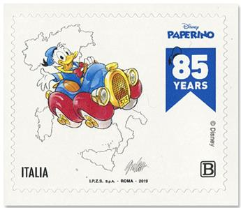 n°3919 - Timbre ITALIE Poste