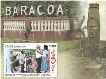 n°354 - Timbre CUBA Blocs et feuillets