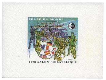n° 27b - Timbre France CNEP (Epreuve de luxe)