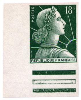 n°1011Ab** ND - Timbre FRANCE Poste