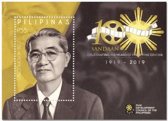 n° 400 - Timbre PHILIPPINES Blocs et feuillets