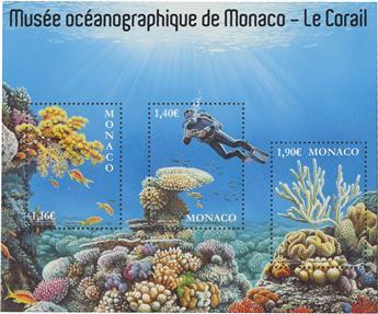 n° F3237 - Timbre Monaco Poste