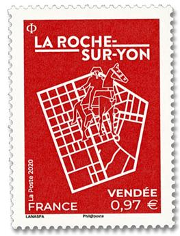 n° 5416 - Timbre FRANCE Poste