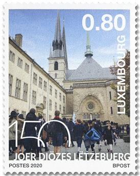 n° 2173 - Timbre LUXEMBOURG Poste