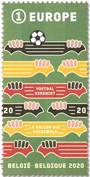 n° 4922 - Timbre BELGIQUE Poste