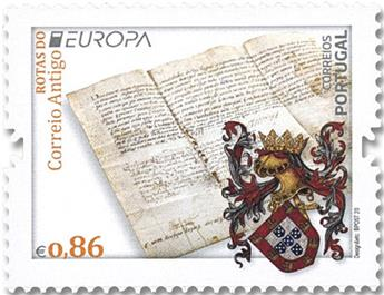 n° 4610 - Timbre PORTUGAL Poste