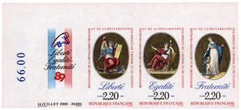n°T2576a** ND - Timbre FRANCE Poste