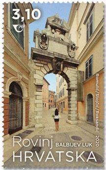 n° 1358/1359 - Timbre CROATIE Poste