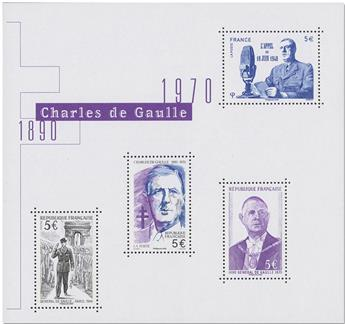 n° F5446 - Timbre FRANCE Poste
