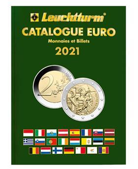 CATALOGUE EURO DE LEUCHTTURM (2021)