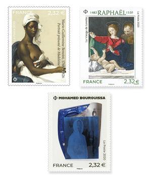 FRANCE : Série Artistique (2020)