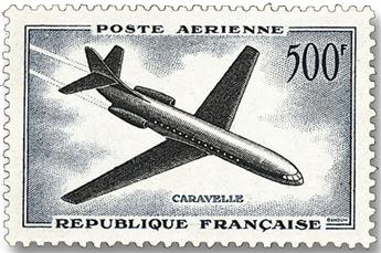 n° 36 -  Selo França Correio aéreo