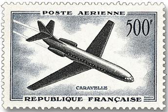 n.o 36 -  Sello Francia Correo aéreo