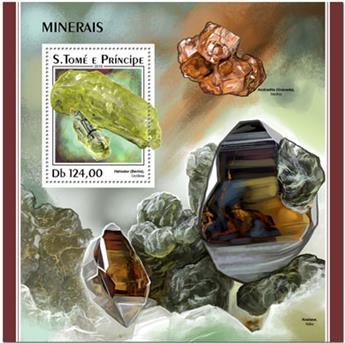 n° 1143 - Timbre SAINT-THOMAS ET PRINCE Blocs et feuillets