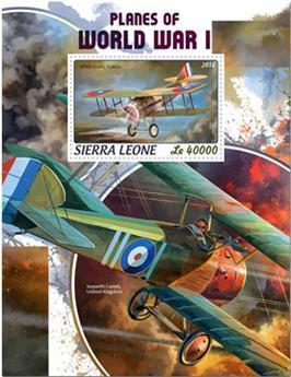 n° 1446 - Timbre SIERRA LEONE Blocs et feuillets