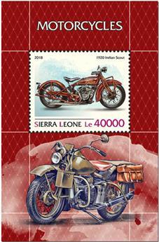 n° 1536 - Timbre SIERRA LEONE Blocs et feuillets