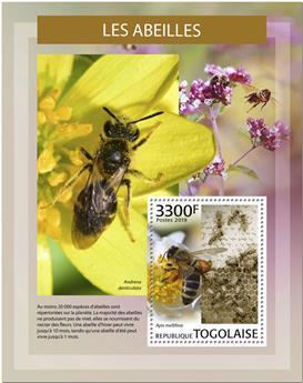 n° 1615 - Timbre TOGO Blocs et feuillets