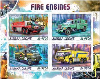 n° 7937/7940 - Timbre SIERRA LEONE Poste