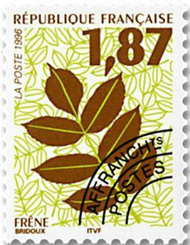 n° 236 -  Selo França Pré-obliterados