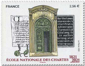 n° 5472 - Timbre France Poste