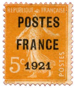 n°33(*) - Timbre FRANCE Préoblitérés