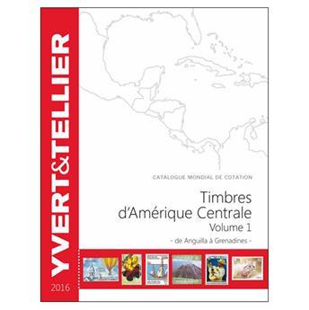 AMERICA CENTRAL Vol. 1 - 2016