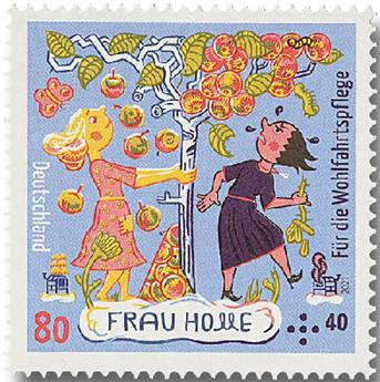 n° 3367/3369 - Timbre ALLEMAGNE FEDERALE Poste