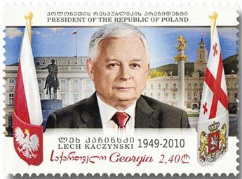 n° 539 - Timbre GEORGIE Poste