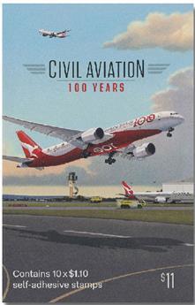 n° C5000 - Timbre AUSTRALIE Carnets