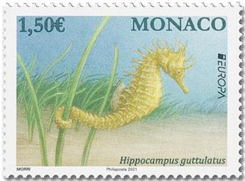 n° 3283 - Timbe MONACO Poste