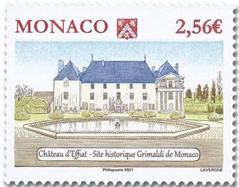 n° 3293 - Timbre MONACO Poste