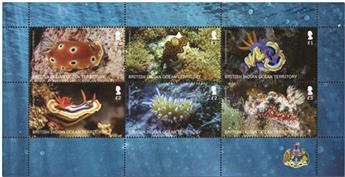 n° 45 - Timbre OCEAN INDIEN Blocs et feuillets