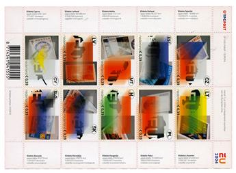 n°2129/2138** - Timbre PAYS-BAS Poste