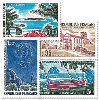 n° 1644/1647 -  Timbre France Poste