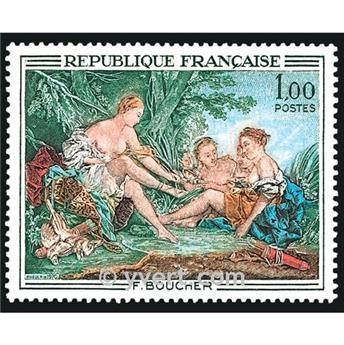 nr. 1652 -  Stamp France Mail