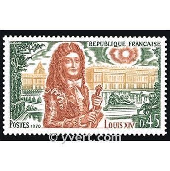 n.o 1656 -  Sello Francia Correos
