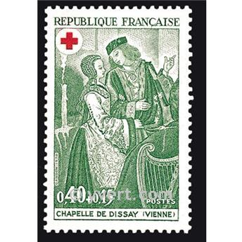 n° 1661 -  Timbre France Poste