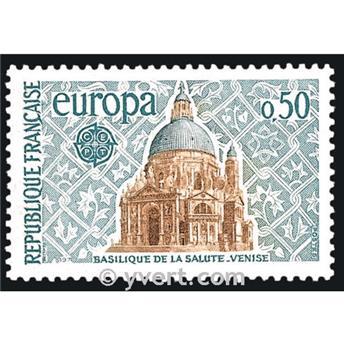 n° 1676 -  Selo França Correios