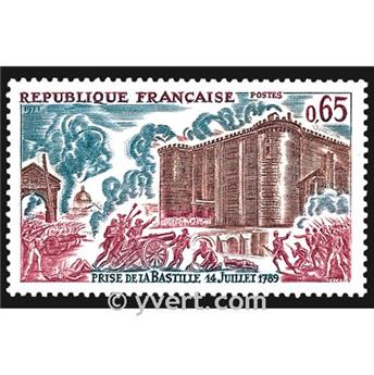 n° 1680 -  Timbre France Poste