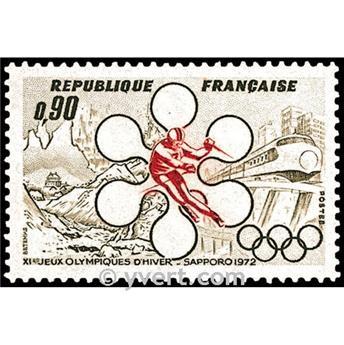 nr. 1705 -  Stamp France Mail