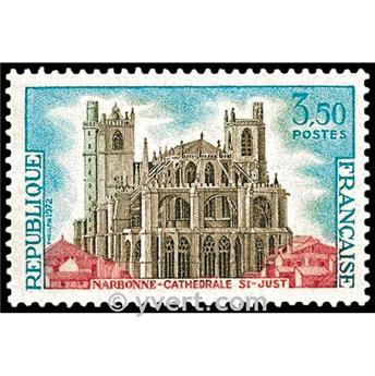 nr. 1713 -  Stamp France Mail