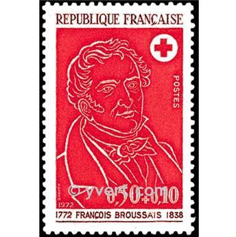 n.o 1736 -  Sello Francia Correos