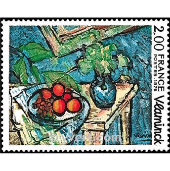 n° 1901 -  Selo França Correios