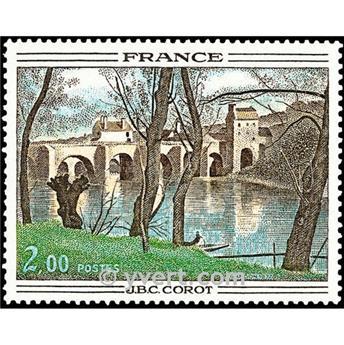 n.o 1923 -  Sello Francia Correos