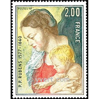 n° 1958 -  Selo França Correios