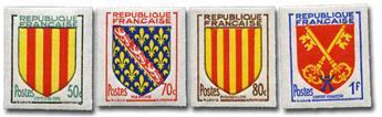 DINAMARCA: lote de 300 sellos